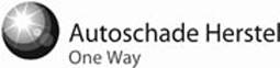 Autoschade-Herstel-One-way
