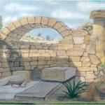 Grieks-poort-4x2,55mtr