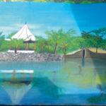 Indonesie-Hut-1-bij-meer-6x2,80mtr